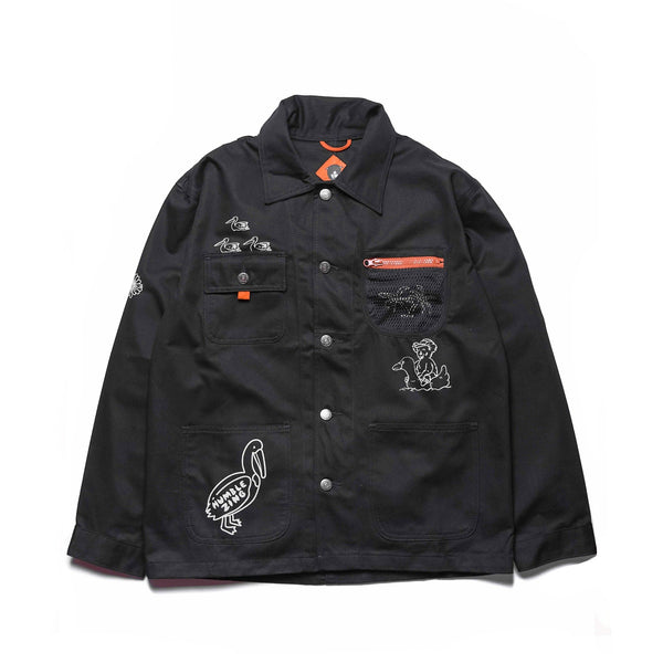 Dexter Vacanseas Chore Black Jacket