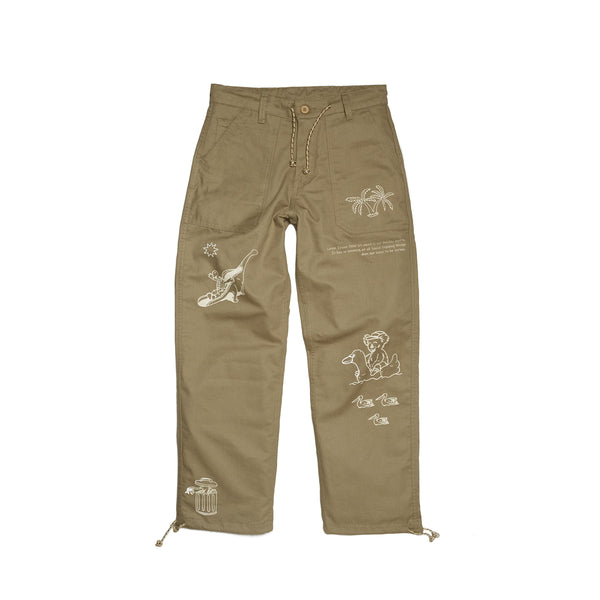 Dexter Vacanseas Sand Fatigue Pants