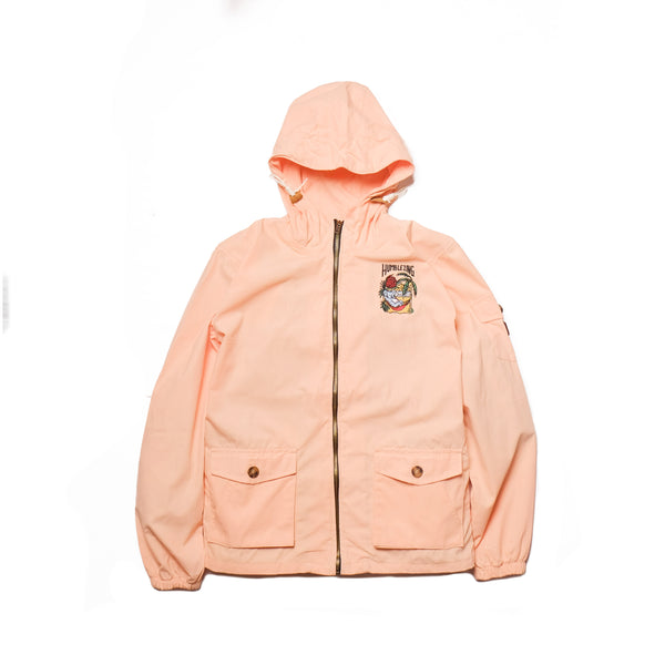 Scouty Peach Canvas Jacket