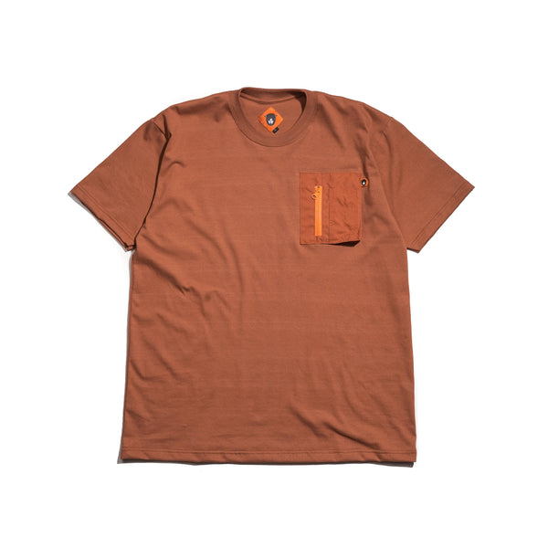Chimera T-Shirt Terracota
