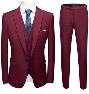 3Pc Suit - Perfect for Occasion Wear