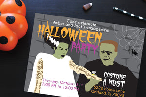 UNIQUE HALLOWEEN PARTY IDEAS & DÉCOR