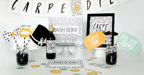 Chemo Cancer Party Box