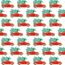 Mini Cooper Holiday Gift Wrap-Great Dane-Christmas Tree- U Lucky Girl