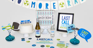 Last Radiation Cancer Party Box