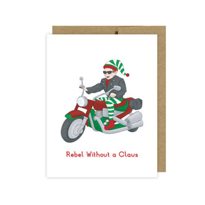 Rebel Without a Claus