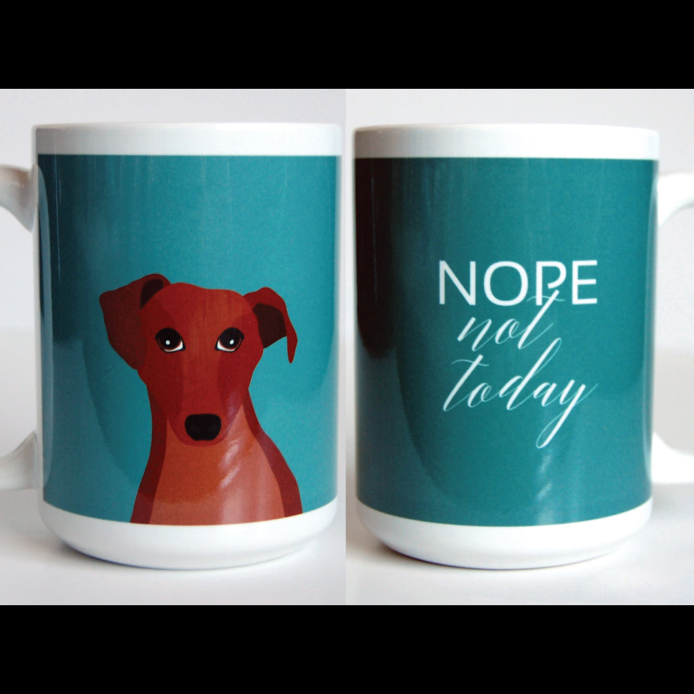 Dachshund Coffee Mugs-
