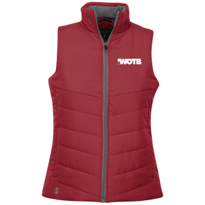 WOTB Ladies' Quilted Vest