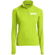 BOTB Women's 1/2 Zip Performance Pullover