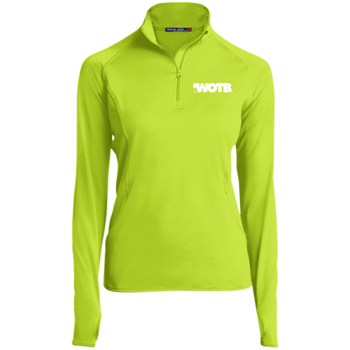 WOTB Women's 1/2 Zip Performance Pullover