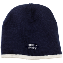Beer Makes Me Hoppy Acrylic Beanie