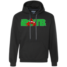 Santa Claws BOTBFleece Sweatshirt