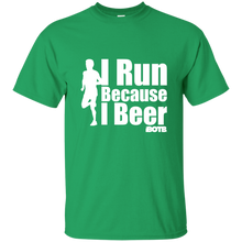 I Run Cotton T-Shirt