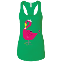 Princess Flossie Ladies Ideal Racerback Tank