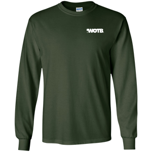 Walter Whale Long Sleeve T-Shirt