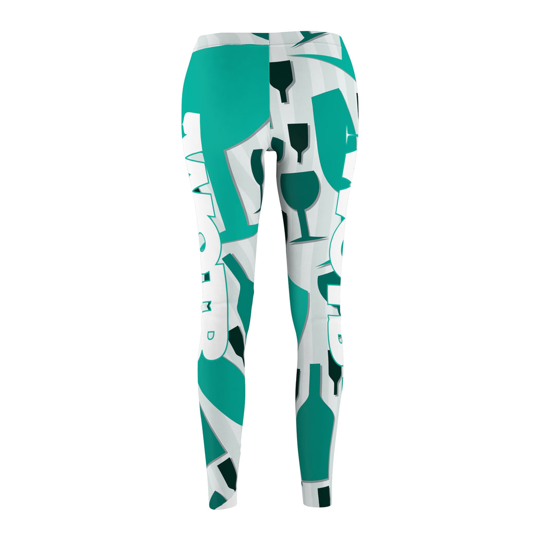 WOTB Logo Leggings