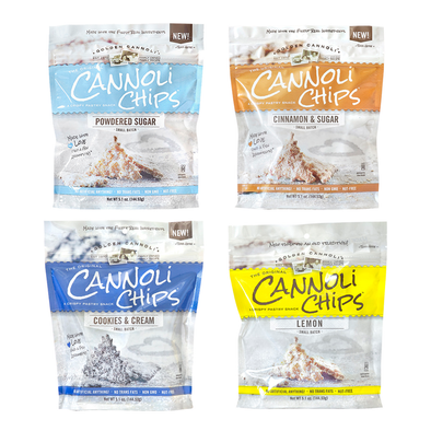 The Original Cannoli Chips