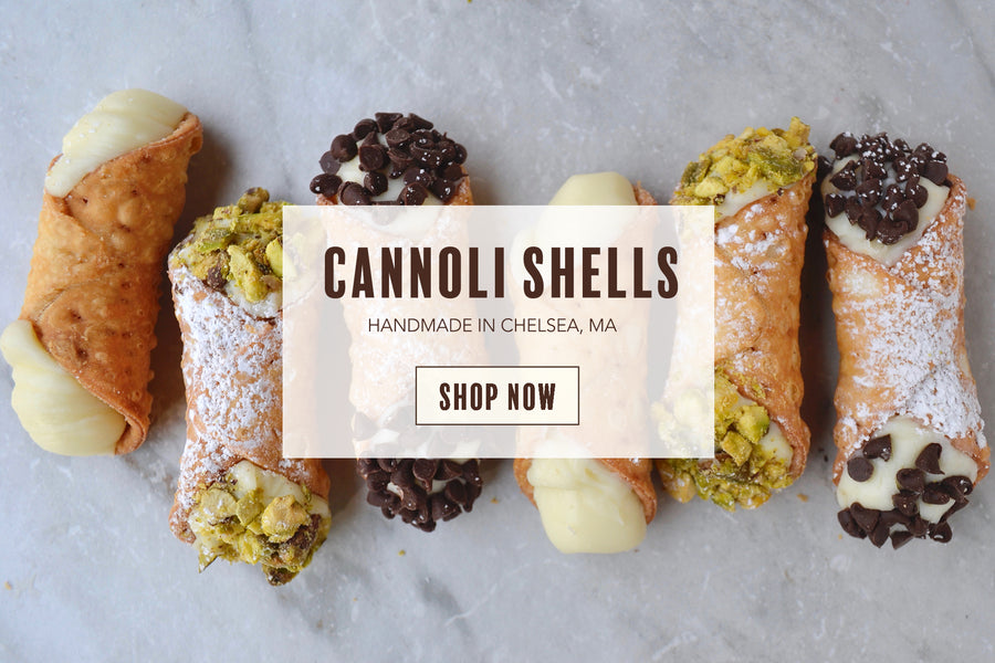 Golden cannoli, cannoli shells for sale, wholesale cannoli for foodservice