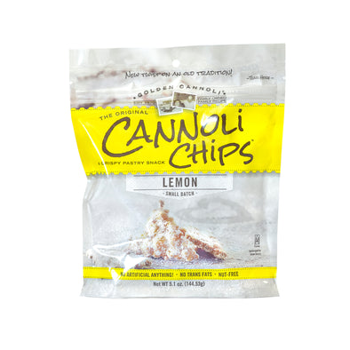 Lemon Sugar Cannoli Chips - Bag