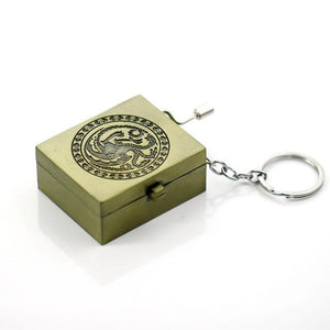 Game of Thrones 18 Tone Music Box Keychain