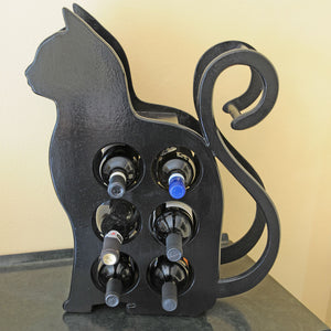 Kitty Wine Racks