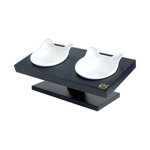 Elevated Feeder (Black)