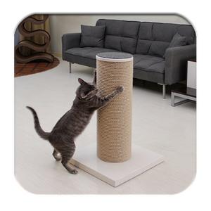 Hauspanther: MaxScratch - Oversized Sisal Cat Scratcher & Perch