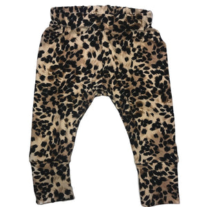 Cheetah Leggings Toddler Baby Pants