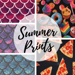 Extra Interchangeable Pockets - Summer Prints