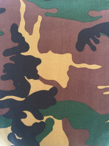 CAMO Made to Order Items
