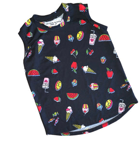 Summer Snacks Tanks