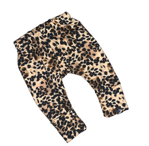 Cheetah Leggings - RTS