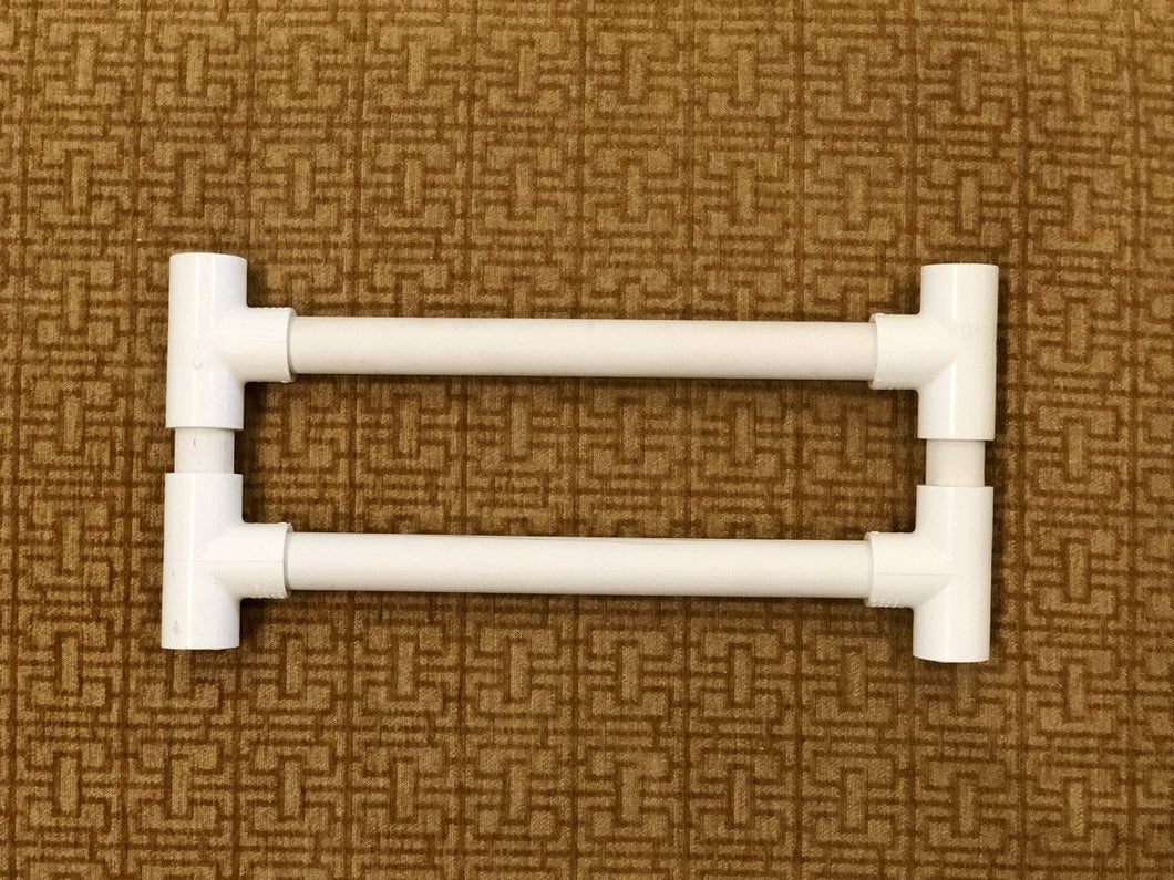 Fringeless PVC Jig (12 inches wide)