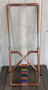 Magpie Copper Loom