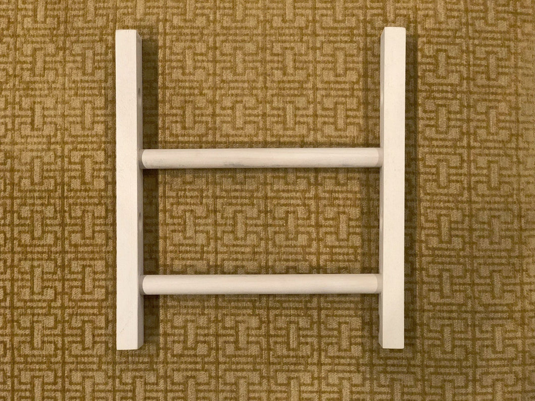 Fringeless Wood Jig for Mirrix Big Sister Loom (13 inches wide)