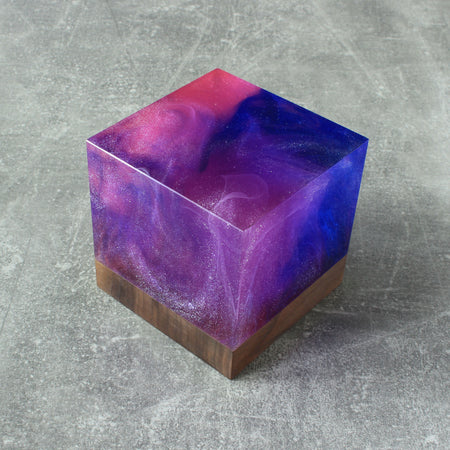 Galaxy Ambient Light Cube