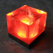 Flame Ambient Light Cube
