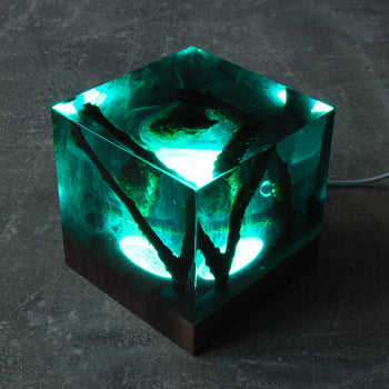 Underwater Ambient Light Cube