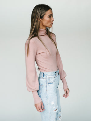 All I Need Top (Mauve)