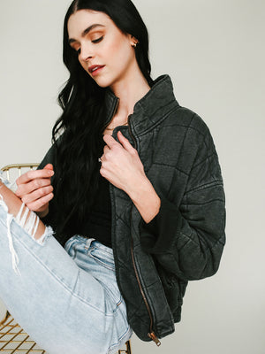 Helena Quilted Jacket