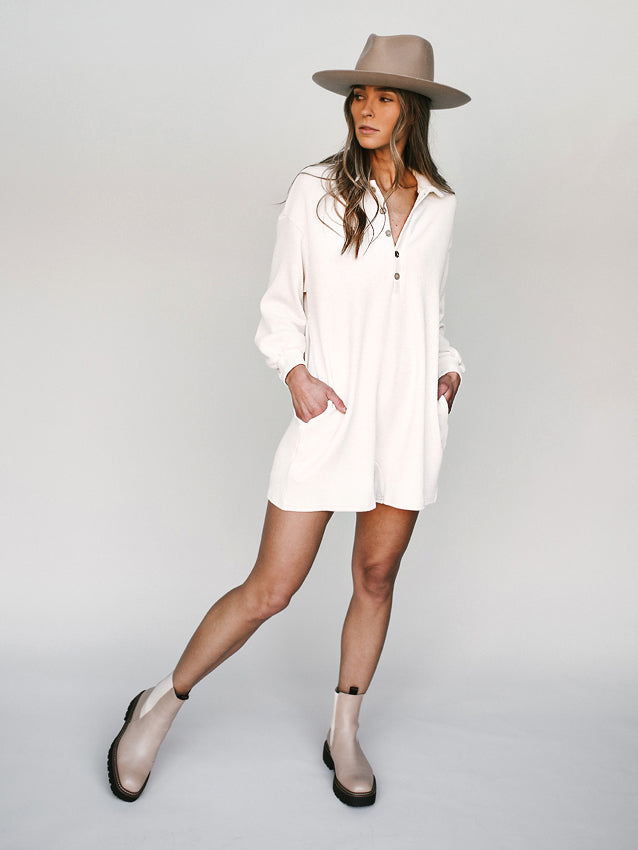 Cozy Cool Romper