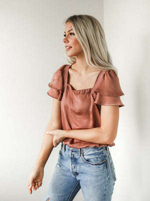 Rendezvous Top (Pink)
