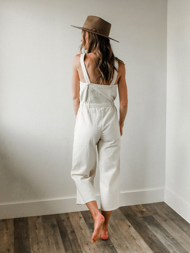 Long Gone Overalls (Natural)