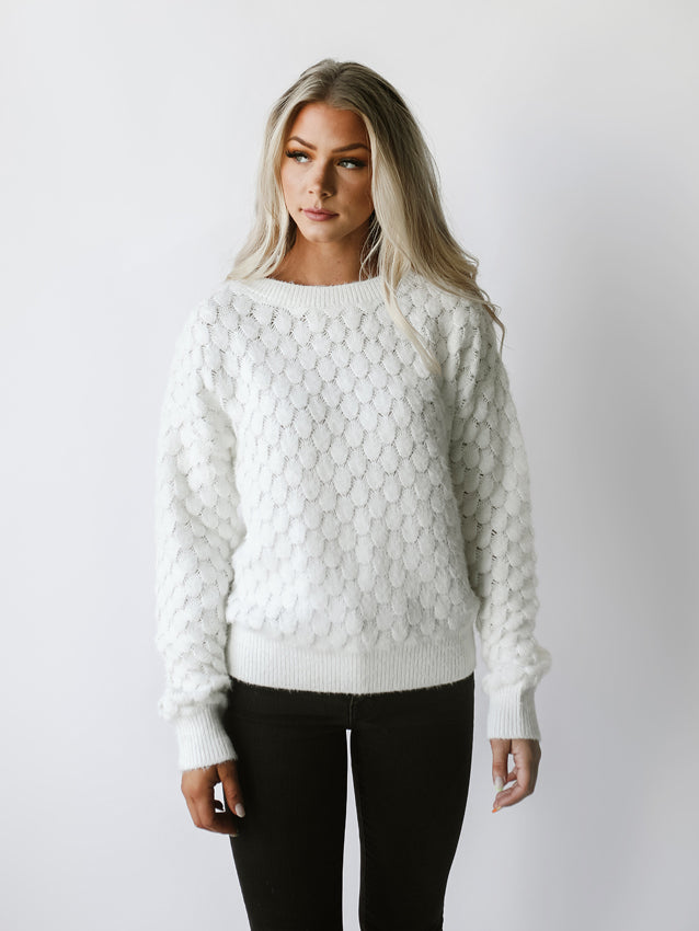 Wynn Textured Sweater