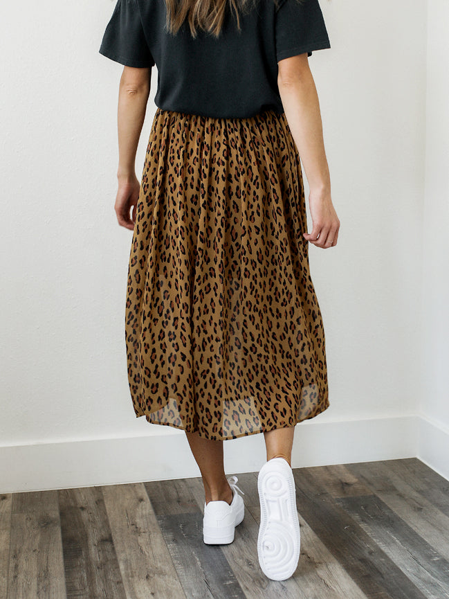 Oh, She's A Wild One Skirt