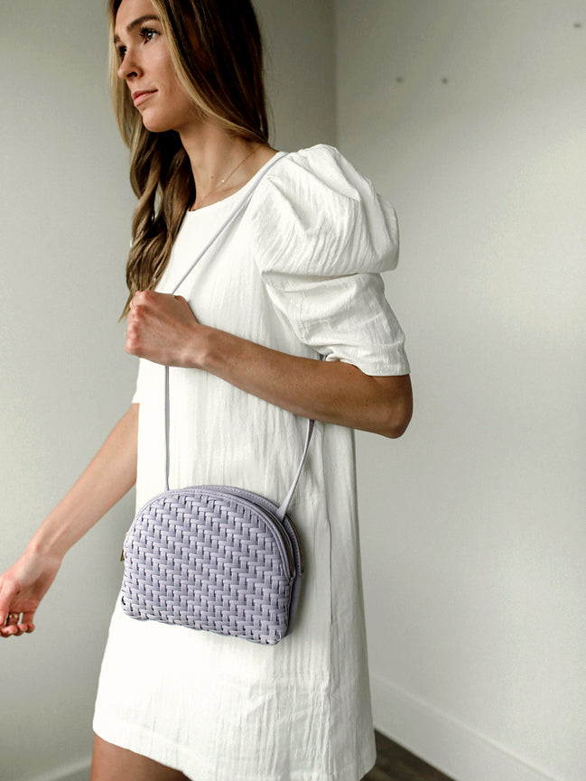 Molly Day Bag (Lilac)