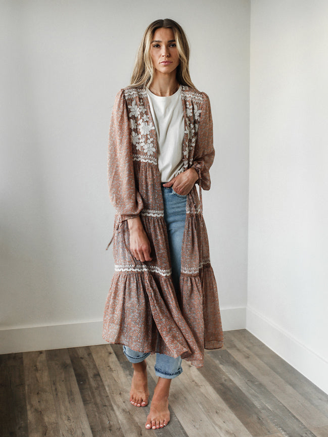 Lizzie Cover-up/ Cardigan or Dress