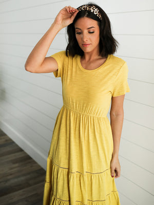 Lemon Drop Dress