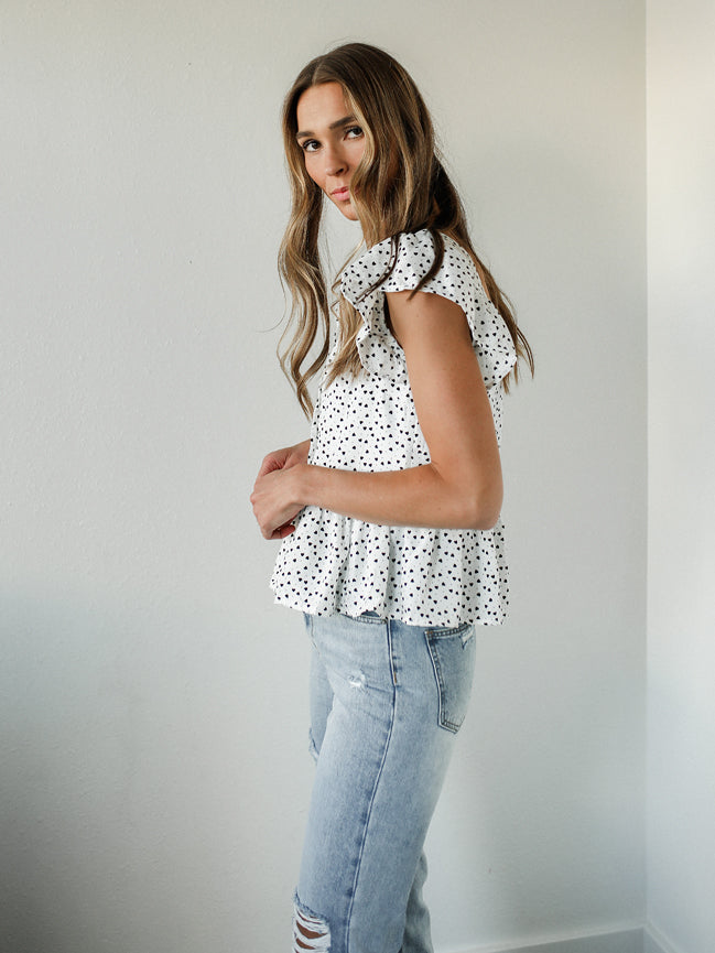 Layla Top (White)