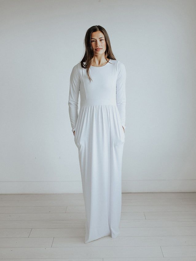Simply Beautiful Temple Dress SALE